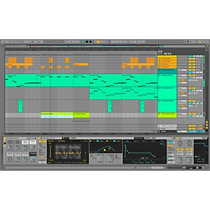Ableton Live 10 Suite Upgrade From Live 1-9 Standard Software Download by Ableton