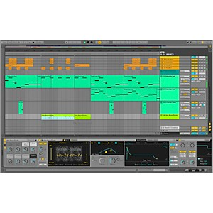 Ableton Live 10 Suite Upgrade From Live 7-9 Suite Software Download by Ableton