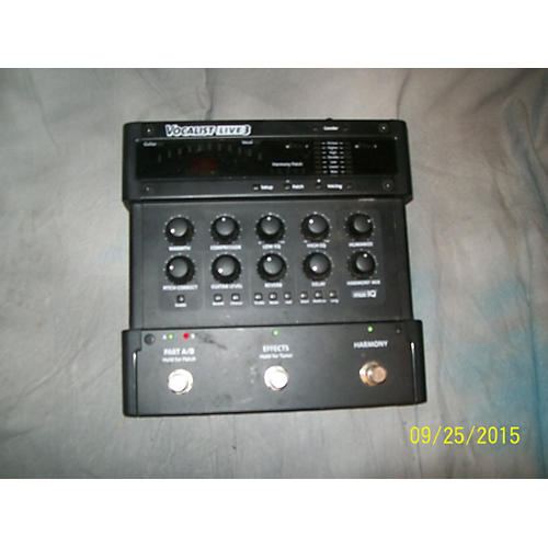 In Store Used Live 3 Multi Effects Processor