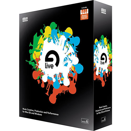 Ableton Live 6 Music Software-thumbnail