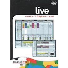 Hal Leonard Live 7 Beginner Level (DVD)