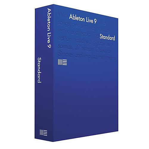 ableton live 9 standard educational version software download. Black Bedroom Furniture Sets. Home Design Ideas