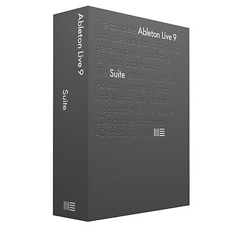 Ableton Live 9.5 Suite Educational Version