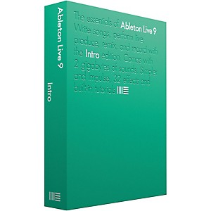 Ableton Live 9.7 Intro Software Download