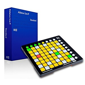 Ableton Live 9.7 Standard with Novation Launchpad Mini MKII by Ableton