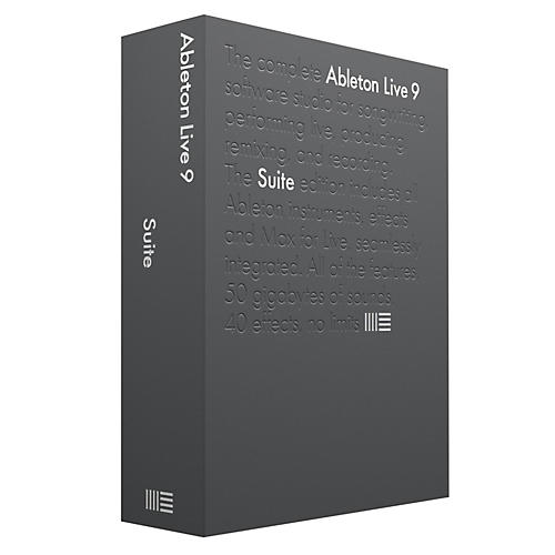 Ableton Live 9.7 Suite Educational Version Software Download
