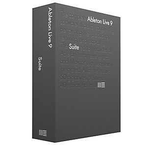 Ableton Live 9.7 Suite Software Download