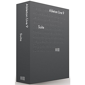 Ableton Live 9.7 Suite Upgrade from Intro Software Download by Ableton