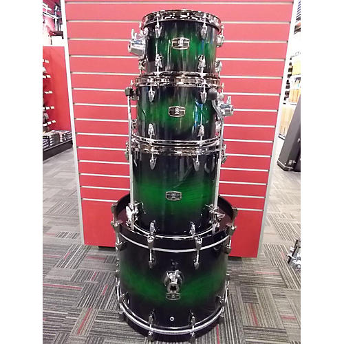 Yamaha Live Custom 4 Piece Drum Kit