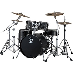 Yamaha Live Custom 4-Piece Shell Pack with 20 inch Bass Drum
