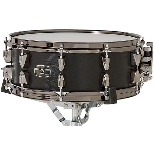 Yamaha Live Custom Snare Drum 14 x 5.5 in. Black Wood