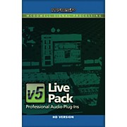 McDSP Live Pack HD v6 (Software Download)