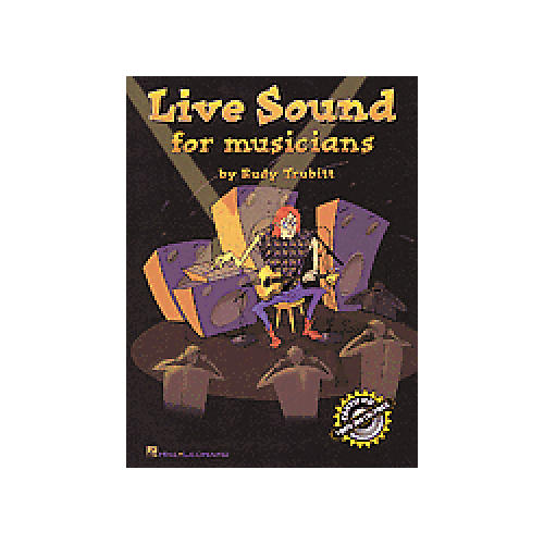 Hal Leonard Live Sound For Musicians Book-thumbnail