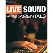 Course Technology PTR Live Sound Fundamentals Book