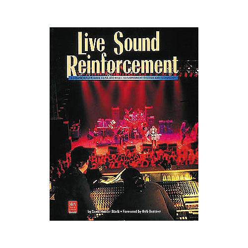 Hal Leonard Live Sound Reinforcement Book-thumbnail