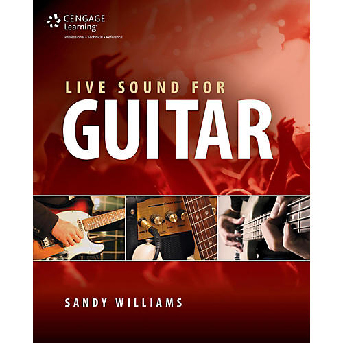 Cengage Learning Live Sound for Guitar