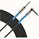 "Live Wire Advantage Series 1/4"" Angled - Straight Instrument Cable (EG10L-LW)"