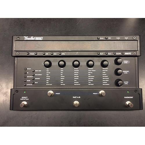 Digitech Live5 Vocalist Effect Processor-thumbnail