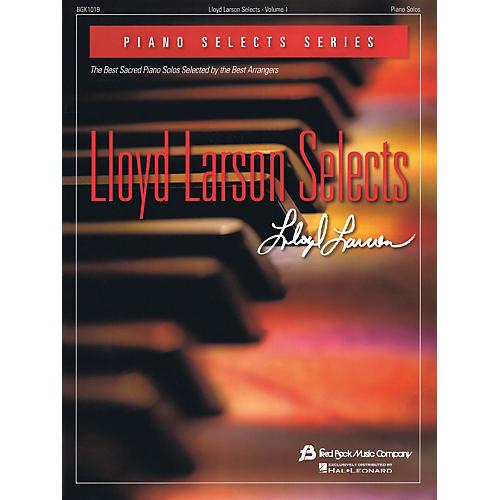 Hal Leonard Lloyd Larson Selects - Piano Selects Series-thumbnail