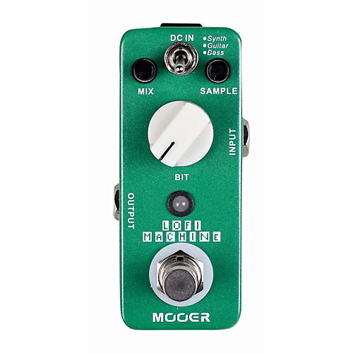 Mooer LoFi Machine Sample Reducing Effects Pedal