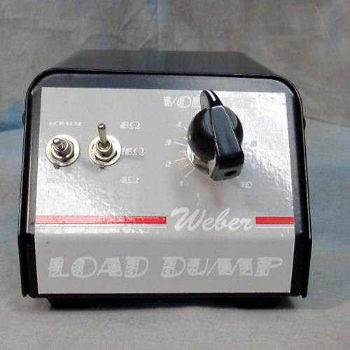 Weber Load Dump Pedal