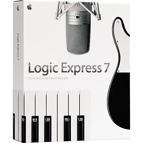 Apple Logic Express 7.2