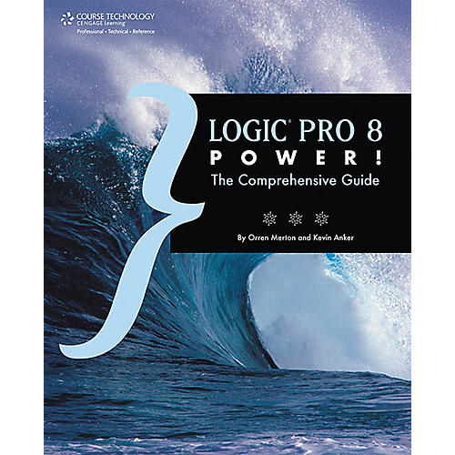Course Technology PTR Logic Pro 8 Power!-thumbnail