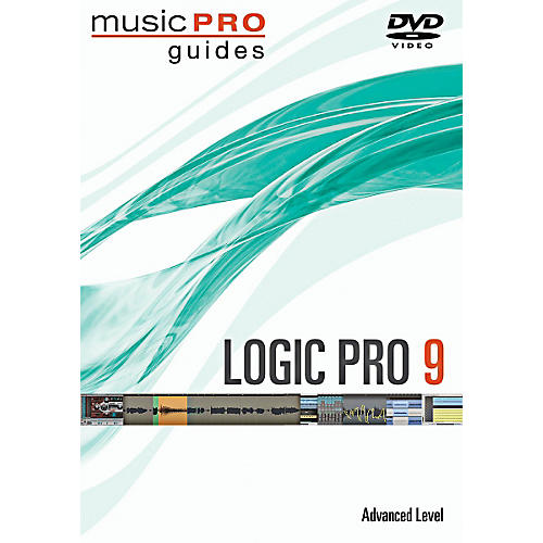 Hal Leonard Logic Pro 9 Advanced Music Pro Series DVD