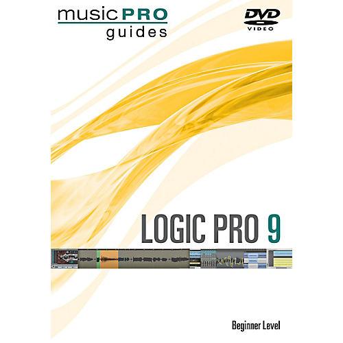 Hal Leonard Logic Pro 9 Beginner Music Pro Series DVD-thumbnail