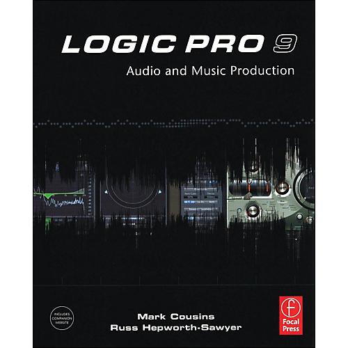 Hal Leonard Logic Pro 9 Book-thumbnail