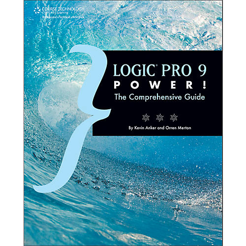 Course Technology PTR Logic Pro 9 Power! The Comprehensive Guide Book-thumbnail
