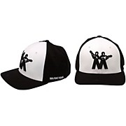 Ernie Ball Music Man Logo Flex Fit Hat