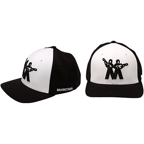 Ernie Ball Music Man Logo Flex Fit Hat  L/XL-thumbnail
