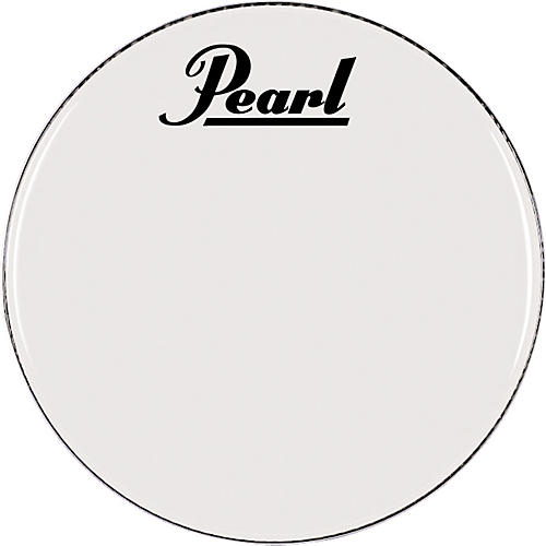 Pearl Logo Marching Bass Drum Heads-thumbnail
