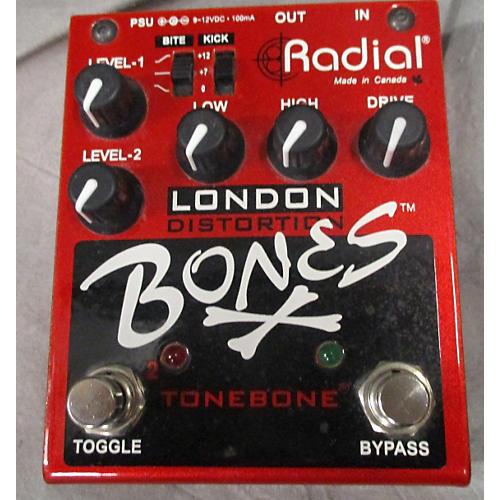 Radial Engineering London Bones Dual Distortion Effect Pedal-thumbnail
