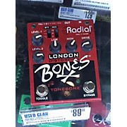Radial Engineering London Bones Dual Distortion Effect Pedal
