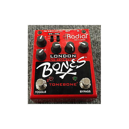 Radial Engineering London Bones Dual Distortion Effect Pedal-thumbnail
