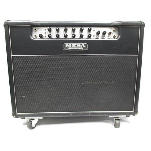 Used mesa boogie lone star 100w 2x12 tube guitar combo amp for Mesa boogie lonestar 2x12