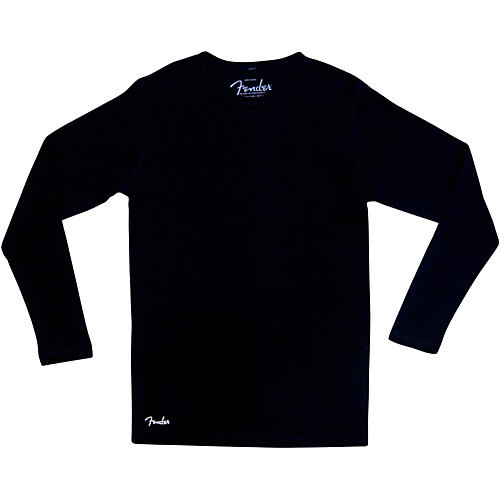 Fender Long Sleeve Thermal Navy Medium-thumbnail