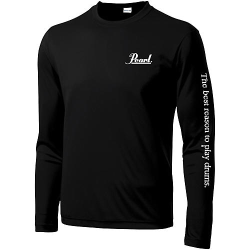 Pearl Long Sleeve Wicking Tee-thumbnail