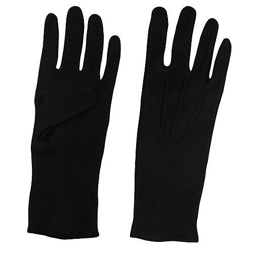 Director's Showcase Long cotton gloves-thumbnail