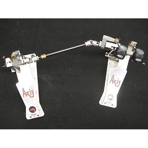 Axis Longboard Double Bass Drum Pedal