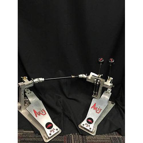 Axis Longboard USA Double Bass Drum Pedal
