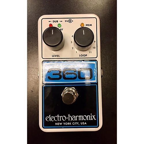 Electro-Harmonix Looper 360 Nano Pedal-thumbnail