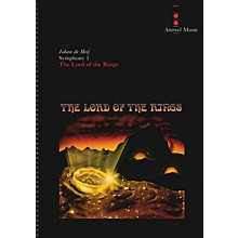 Amstel Music Lord of the Rings, The (Symphony No. 1) - Complete Edition Concert Band Level 5-6 by Johan de Meij