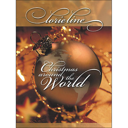 Hal Leonard Lorie Line - Christmas Around The World arranged for piano solo-thumbnail
