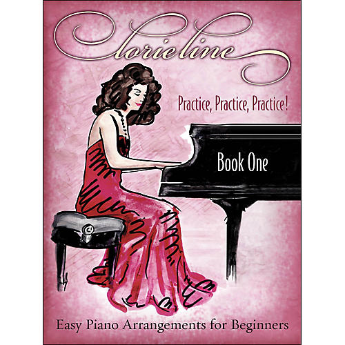 Hal Leonard Lorie Line - Practice, Practice, Practice! arranged for piano solo-thumbnail