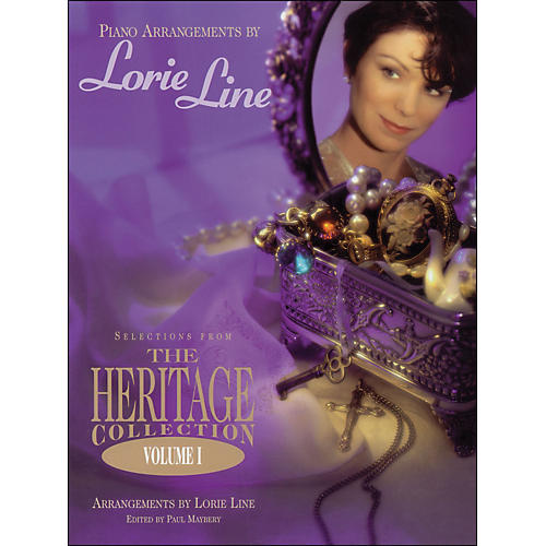 Hal Leonard Lorie Line - The Heritage Collection Volume 1 arranged for piano solo-thumbnail