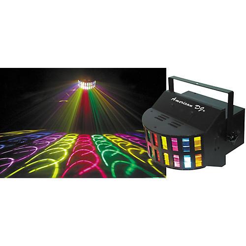 American DJ Lotus Multi Color Triple Lens Effect