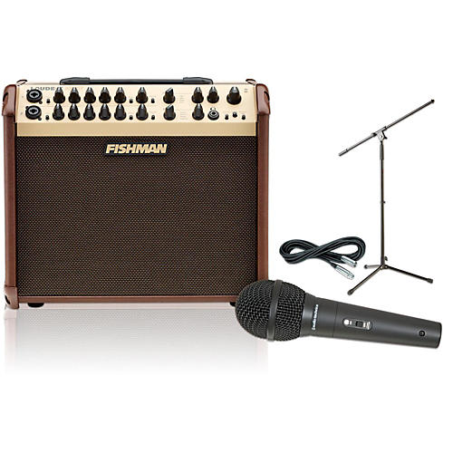 Fishman Loudbox Artist Songwriter Pack-thumbnail